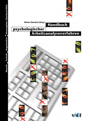 Handbuch psychologischer Arbeitsanalyseverfahren