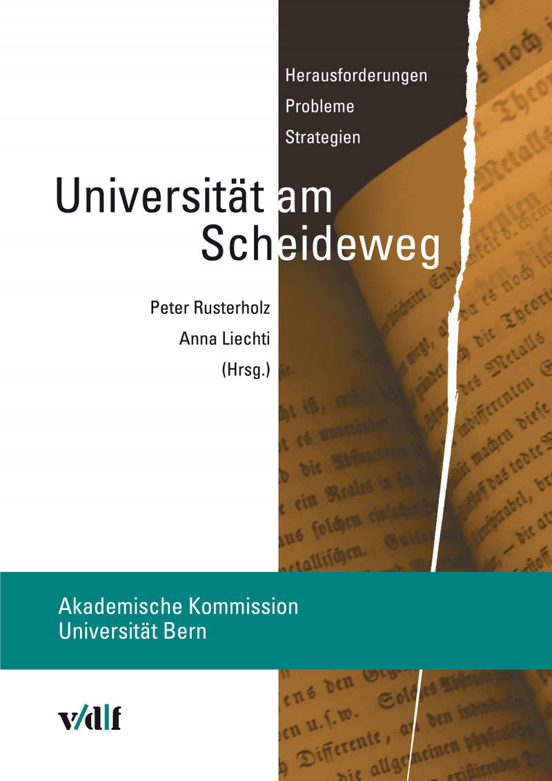 Universität am Scheideweg