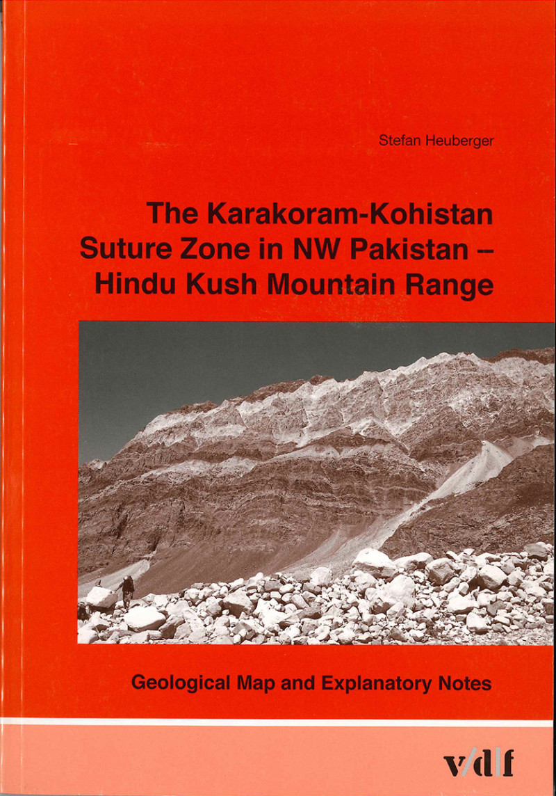 The Karakoram-Kohistan Suture Zone in NW Pakistan –  Hindu Kush Mountain Range