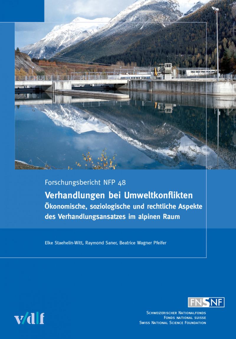 Verhandlungen bei Umweltkonflikten