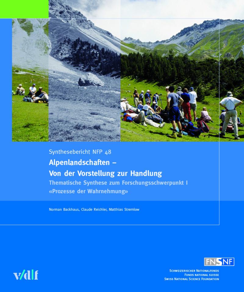 Alpenlandschaften – Von der Vorstellung zur Handlung