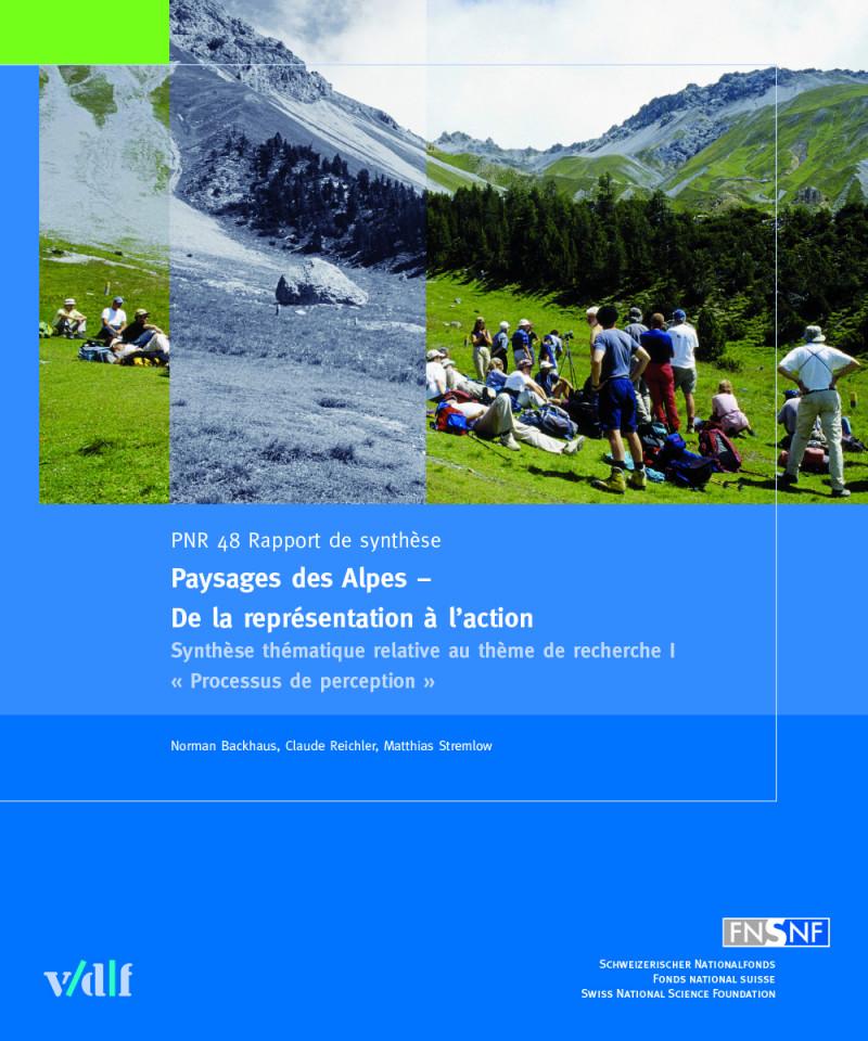 Paysages des Alpes – De la représentation à l'action