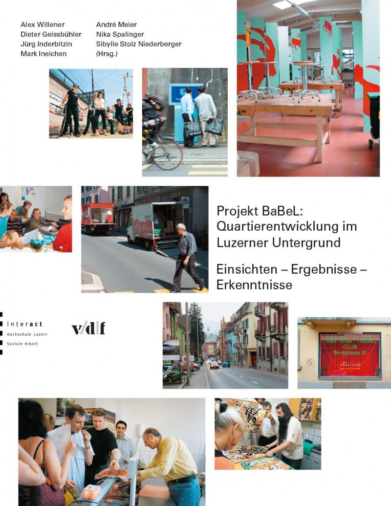 Projekt BaBeL: Quartierentwicklung im Luzerner Untergrund