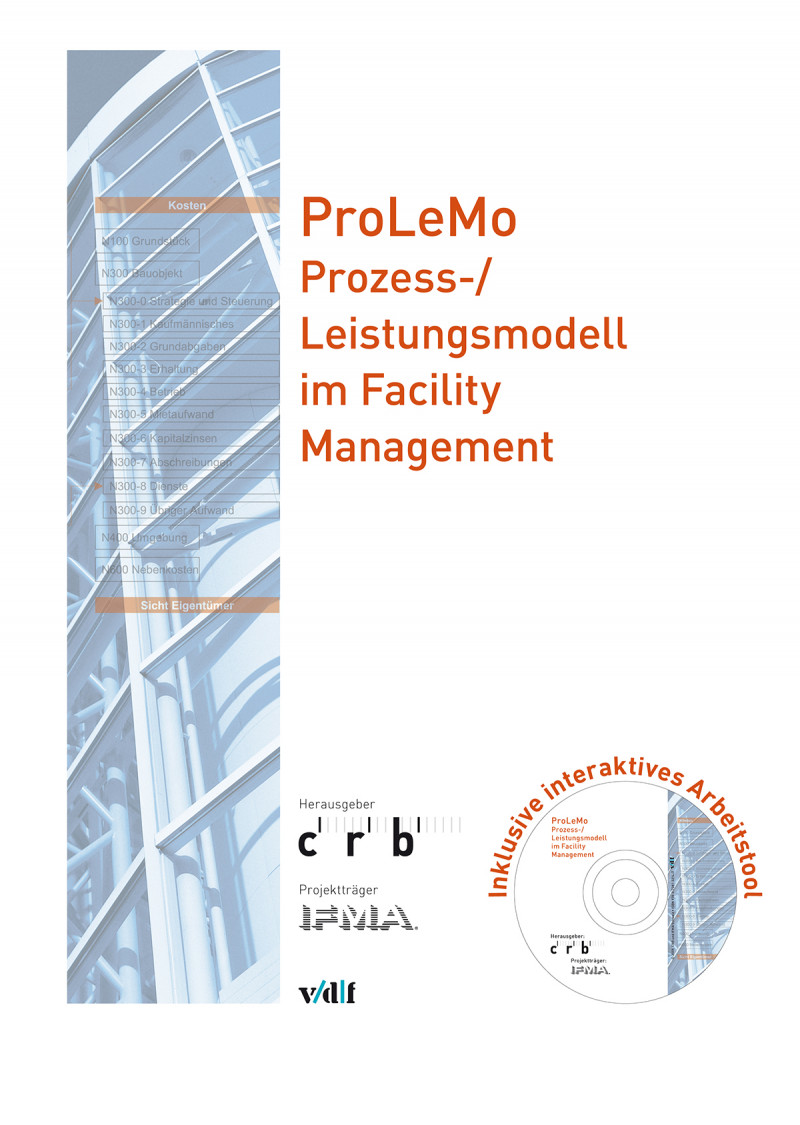 ProLeMo – Prozess-/Leistungsmodell im Facility Management