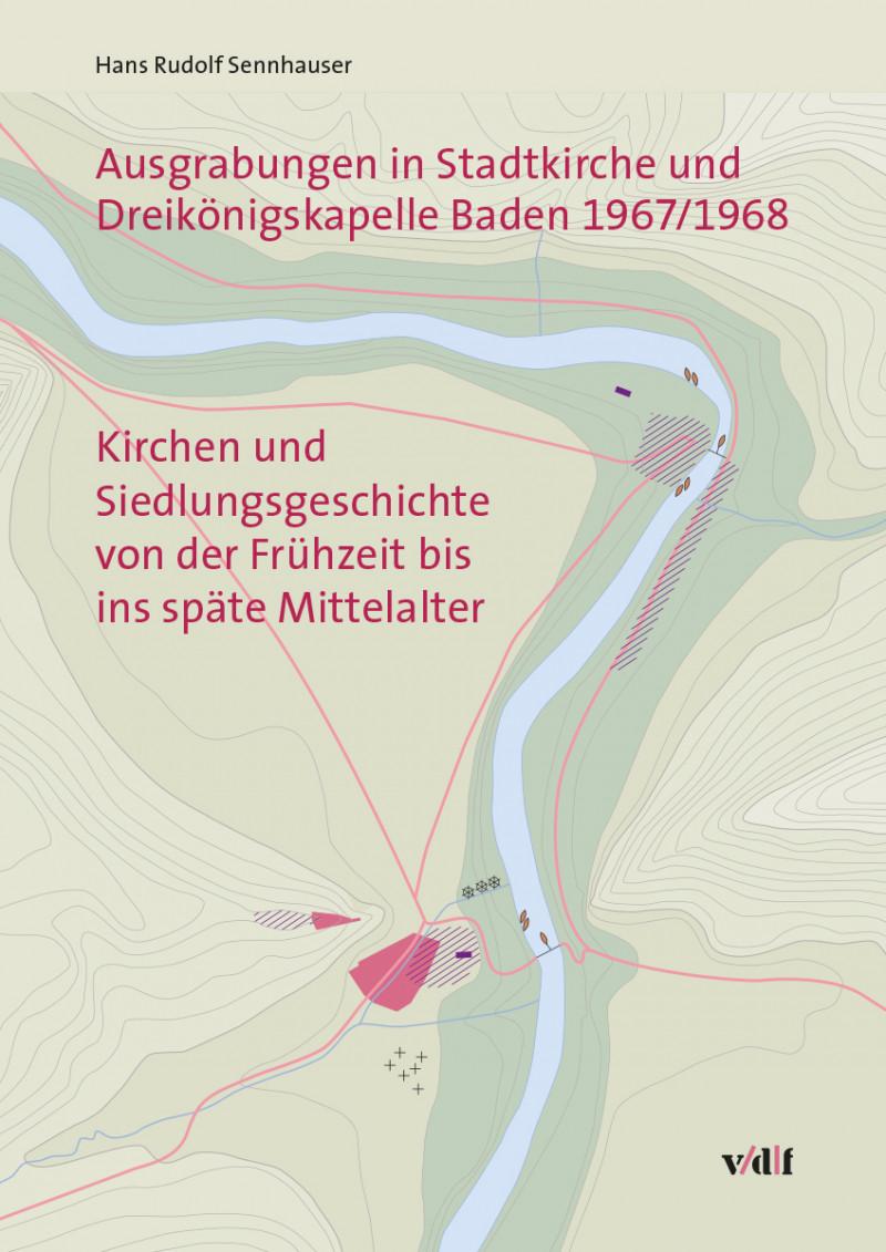 Ausgrabungen in Stadtkirche und Dreikönigskapelle Baden 1967/1968