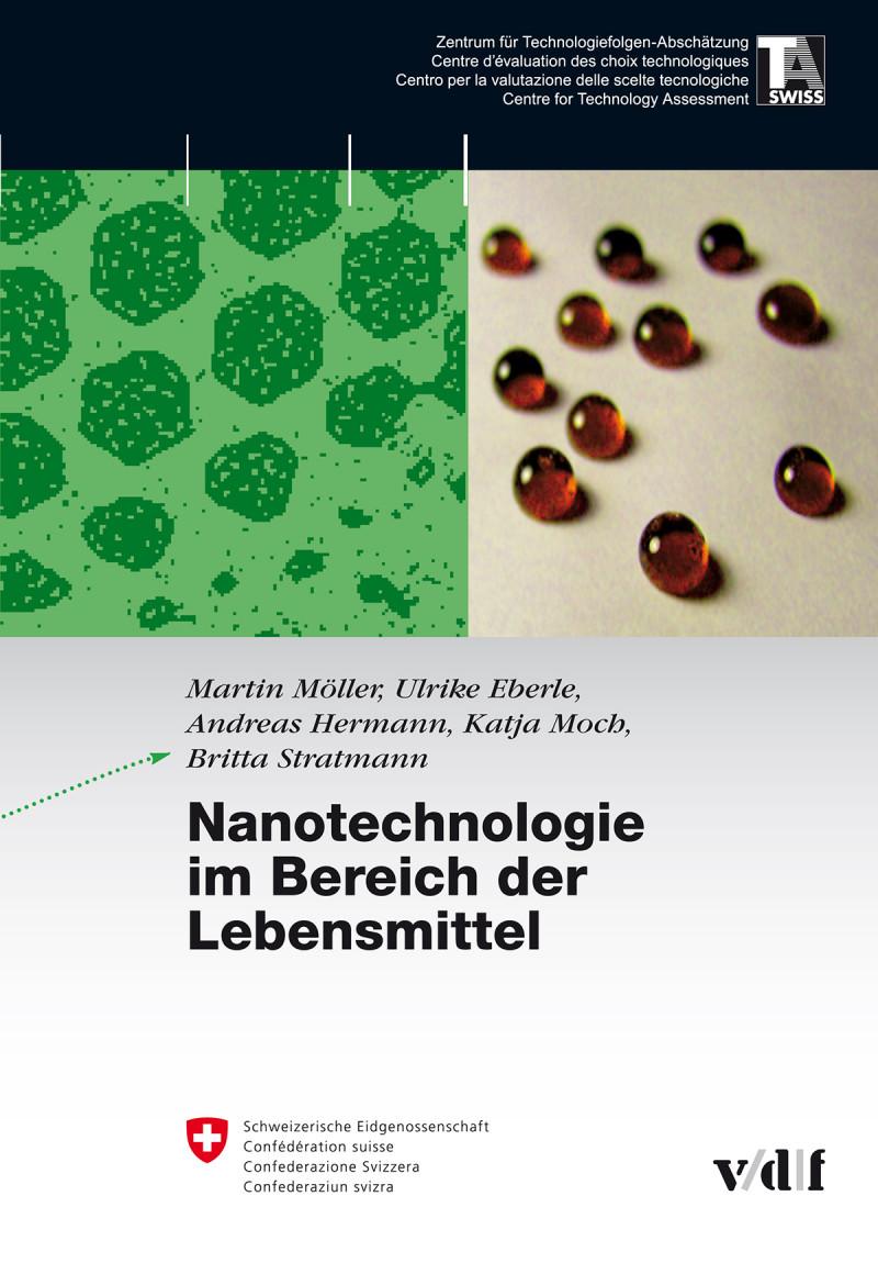 Nanotechnologie im Bereich der Lebensmittel