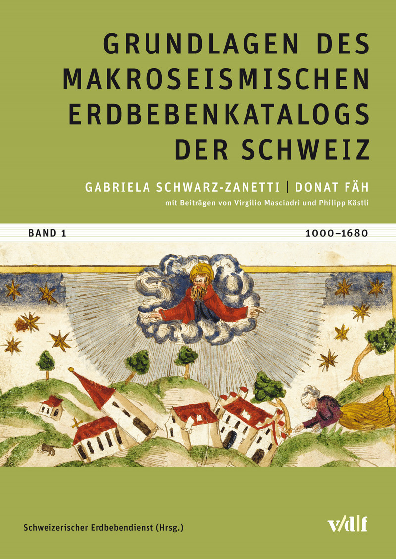 Grundlagen des makroseismischen Erdbebenkatalogs der Schweiz 1