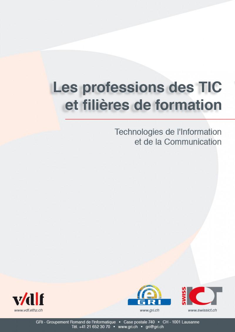 Les professions des TIC et filières de formation