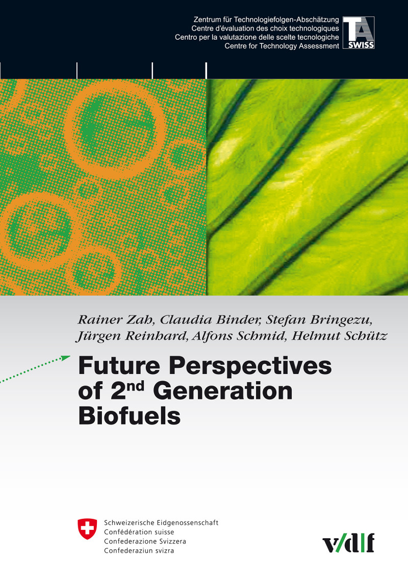 Future Perspectives of 2nd Generation Biofuels