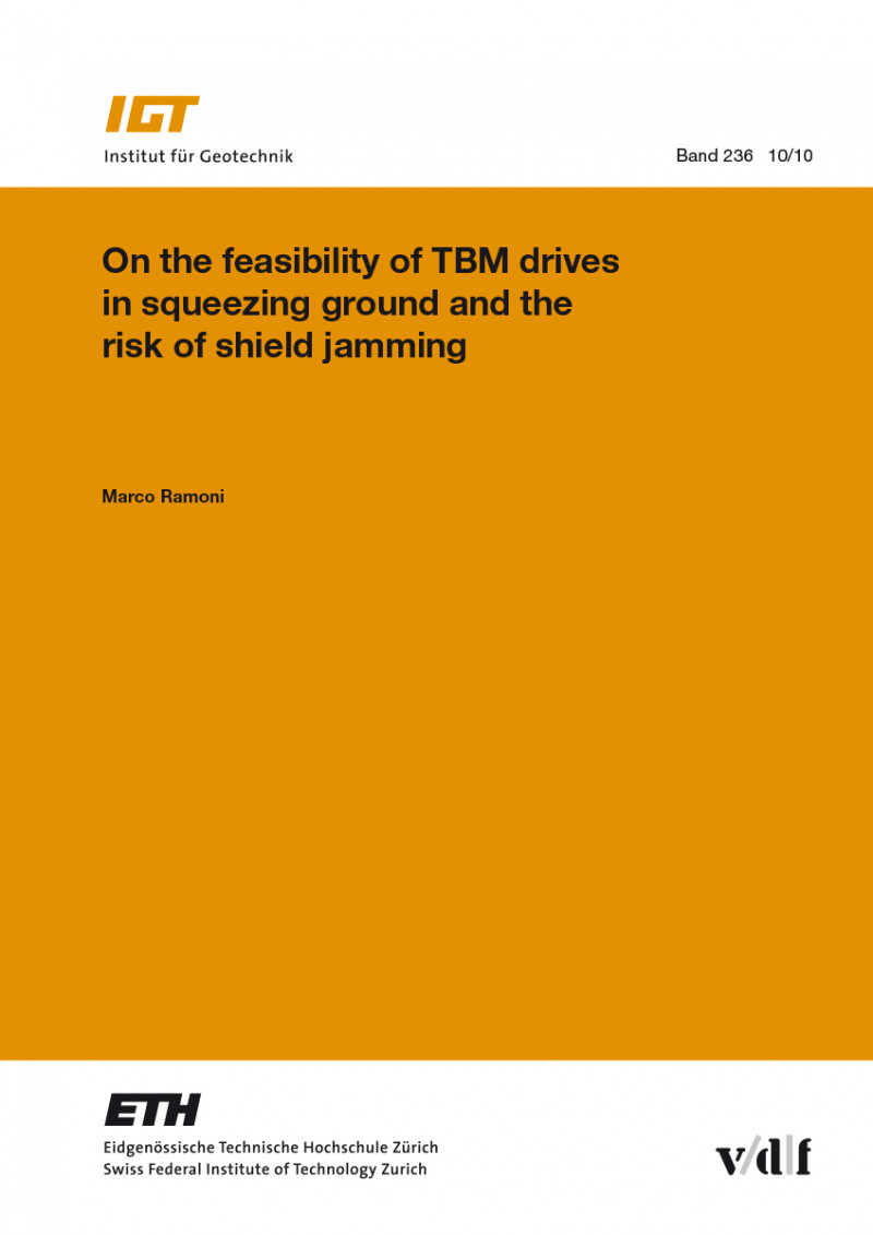 On the feasibility of TBM drives in squeezing ground and the risk of shield jamming