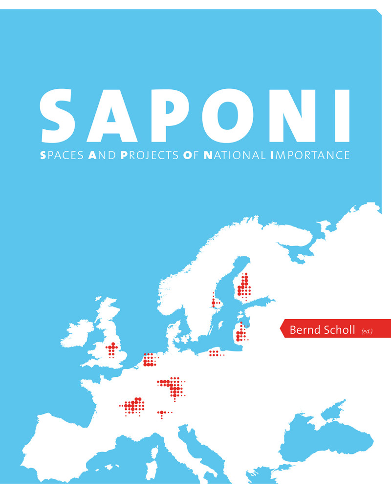 SAPONI – Spaces and Projects of National Importance