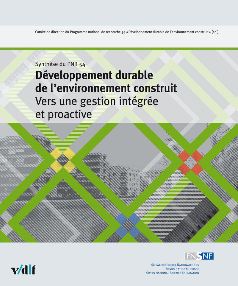 Développement durable de l'environnement construit