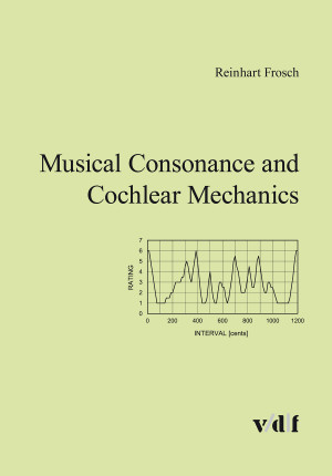 Musical Consonance and Cochlear Mechanics
