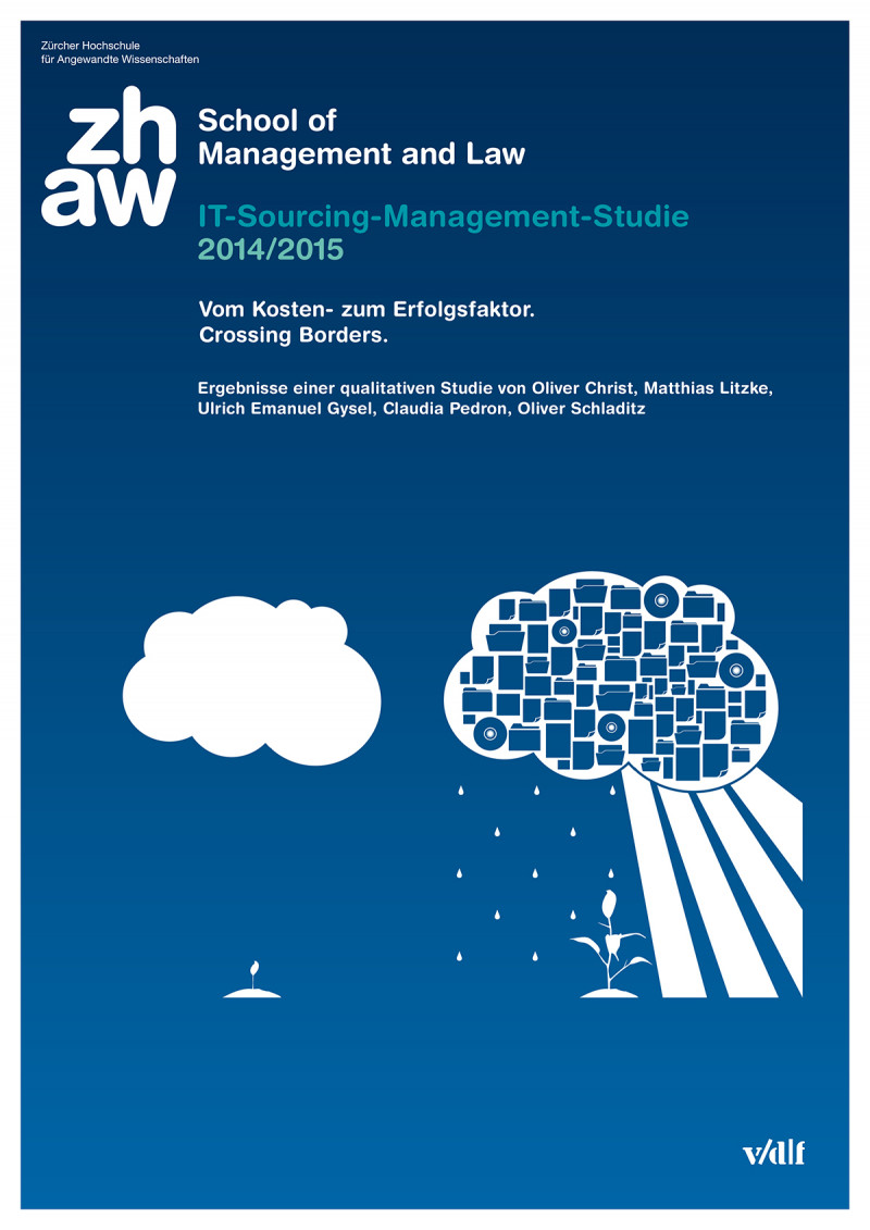 IT-Sourcing-Management-Studie 2014/2015