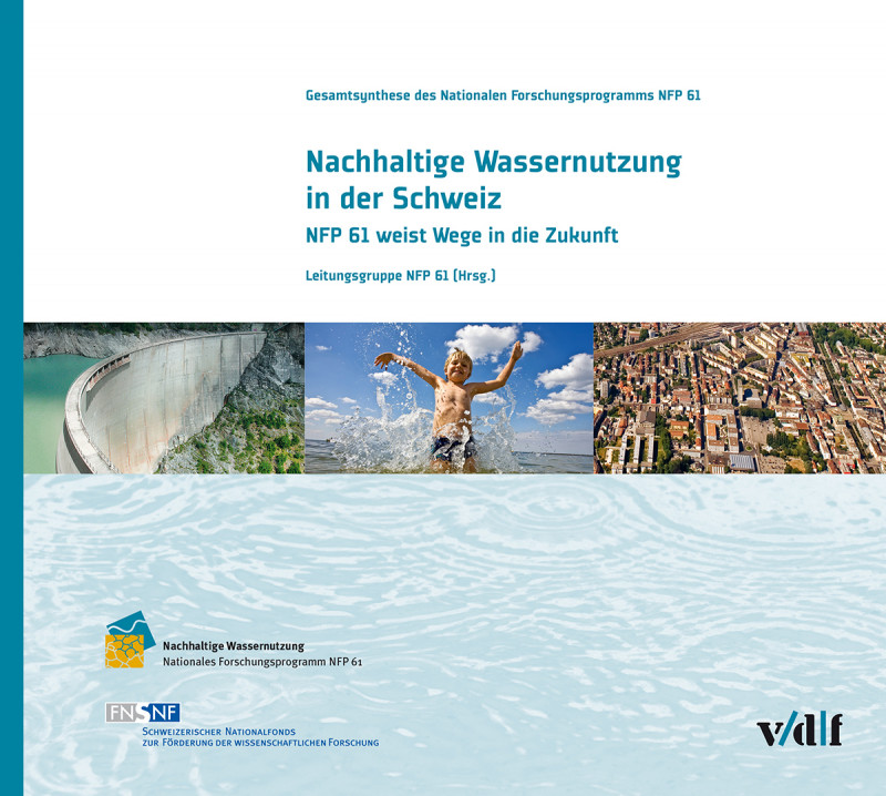 Nachhaltige Wassernutzung in der Schweiz