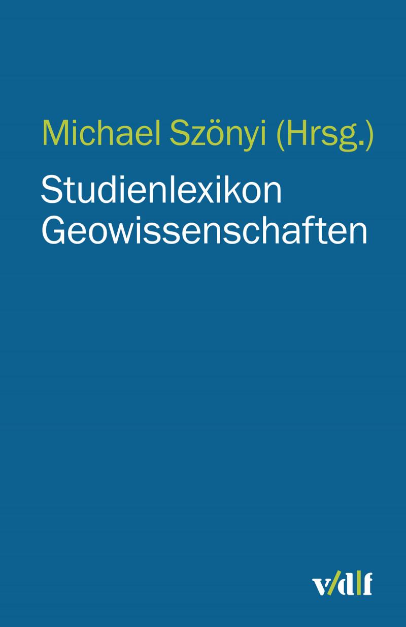 Studienlexikon Geowissenschaften