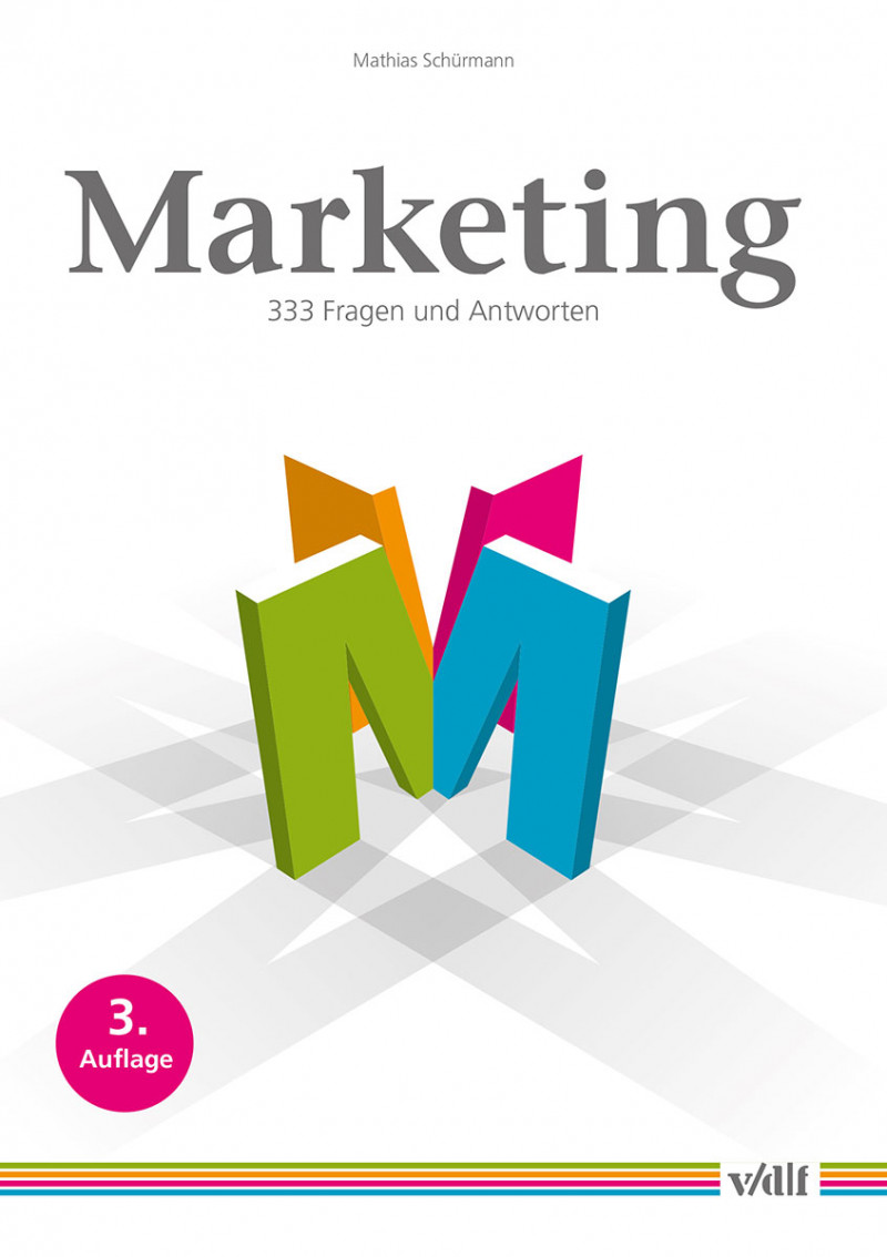 Marketing – Arbeitsbuch