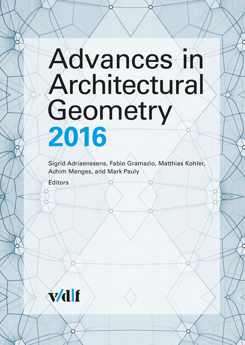 Advances in Architectural Geometry 2016