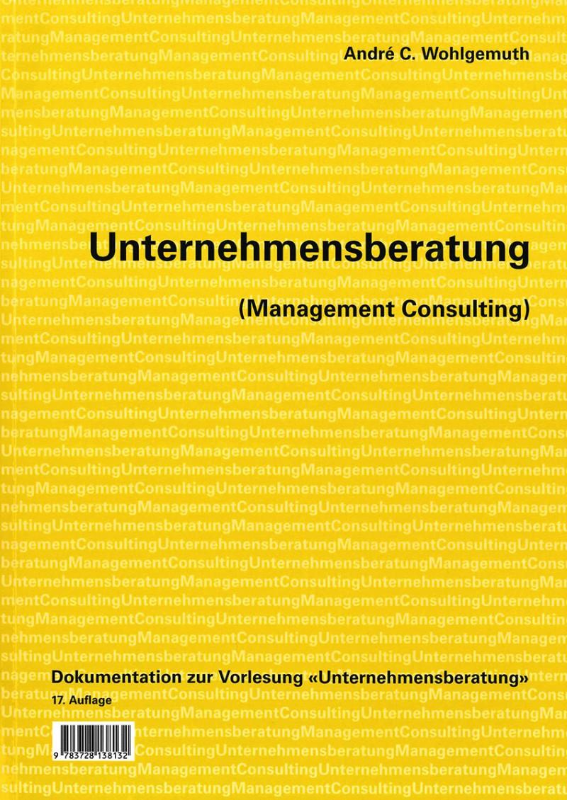Unternehmensberatung (Management Consulting)