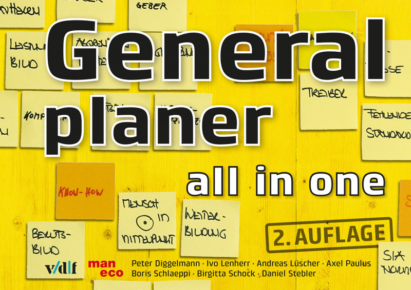 Generalplaner – all in one