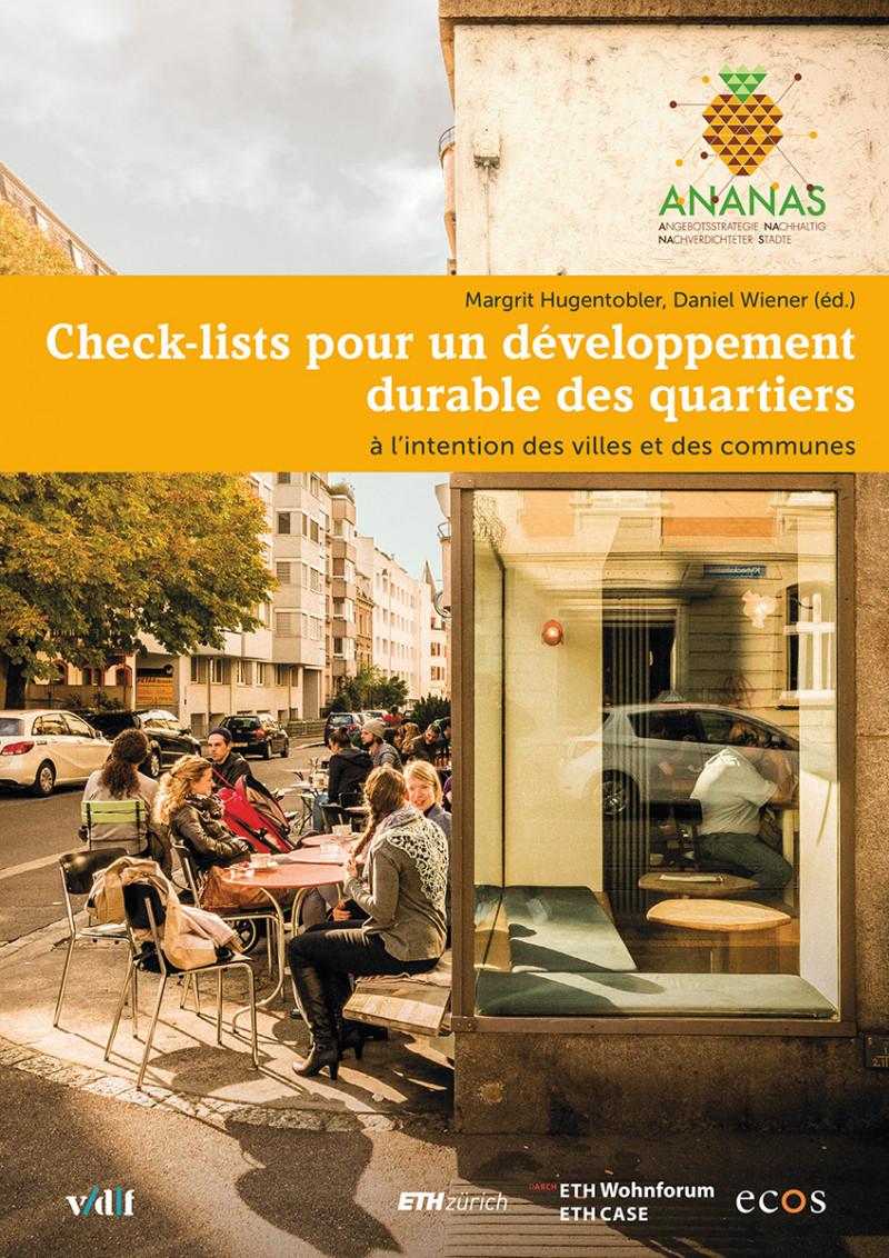 ANANAS: Check-lists pour un développement durable des quartiers