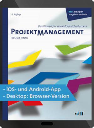 Projektmanagement – Das Wissen für eine erfolgreiche Karriere (vdf-App)