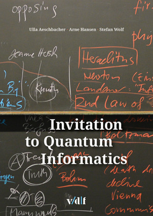 Invitation to Quantum Informatics
