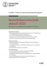 Immobilienwirtschaft aktuell 2020
