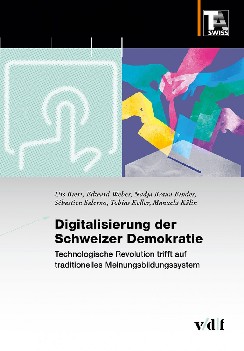 Digitalisierung der Schweizer Demokratie