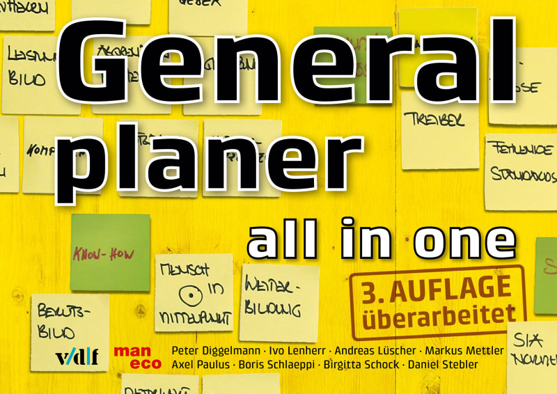 Generalplaner – all in one (Neuauflage)